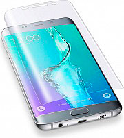 Cellular Line Pellicola protettiva Samsung Galaxy S6 Edge Plus SPCURVEDGALS6EPL