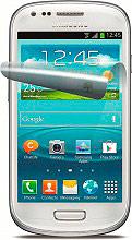 Cellular Line Pellicola protettiva ultra trasparente Galaxy S3 Mini SPGALS3MINI