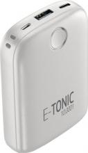Cellular Line SYPBHD10000W PowerBank 10000 mAh E-Tonic 10K HD White Universale