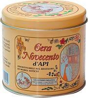 Cera Novecento cera_mogano Cera Dapi colorato per legno Colore Mogano 500 ml