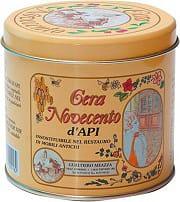 Cera Novecento cera_noce_scu Cera Dapi colorato per legno Colore Noce Scura 500 ml