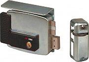 CISA 11761601 Serratura Elettrica Porta Cilindro Interno 60 mm Dx + 3 Ch.