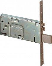 CISA Serratura Elettrica Porta 22 mm 1 Mandata 35 mm 50x230 mm 16225350