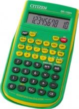 Citizen Z100019 Calcolatrice tascabile 10 cifre colore Verde -  SR-135N