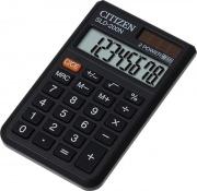 Citizen Z300015 Calcolatrice tascabile 8 cifre colore Nero - SLD200N