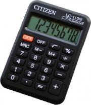 Citizen Z300019 Calcolatrice tascabile 8 cifre colore Nero -  LC-110N