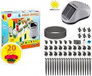 Claber 8063 Set Irrigazione Giardino Balcone per 20 Piante - Aqua-Magic System