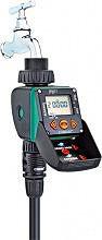 Claber 84548428 Centralina Programmatore Irrigazione Giardino Aquauno Video-2