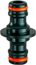 Claber 8612 Congiunzione 2 vie per Tubi Giardino Irrigazione