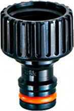 """Claber 8628 Presa Rubinetto 1"""" per Raccordo Tubo Giardino Irrigazione"""