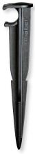 """Claber 91090 Picchietti per tubo giardino irrigazione Ø 12"""" 31x24x147 mm 8 pz"""