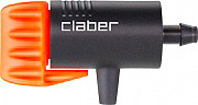 Claber 91209 Gocciolatori per irrigazione regolabile 0-6 lth set 10 pz