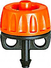 Claber 91222 Gocciolatori a picchetto irrigazione regolabile 0-40 lth set 10 pz