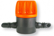 """Claber 91270 Rubinetto Mini tubo giardino 14"""" 38.5x17x24.5h mm 5 pezzi"""