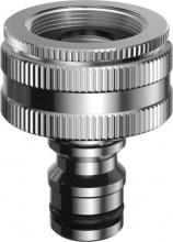 """Claber 9603 Presa per rubinetti da esterno Filetto femmina 1"""" 26-34 mm con riduzione da 34"""""""