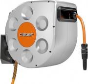 Claber Rotoroll 8696 Avvolgitubo automatico per Giardino Max 20 metri - 8696 Rotoroll