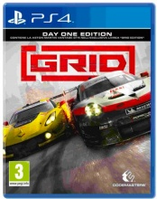 Codemaster 1035575 PS4 GRID Day One Edition Corse 3+