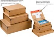 Colompac CP06704 Confezione 10 Pacchi Cartone mm305x212x110