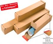 Colompac CP07206 Confezione 10 Tubi Fust con Ades mm860x108x108