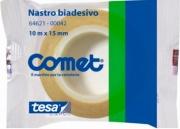 Comet 64621-00042-01 Confezione 10 Nastro Biadesivo Opp Trasp 10:15