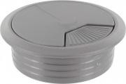 Comferut 71239 Bocchetta Passacavi ø mm 60 Plastificate Alluminio Pezzi 20