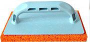 Comitel 319 NAM Frattazzo con Spugna a grana grossa 14x22 cm colore Arancione