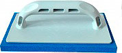 Comitel Frattazzo con Spugna a grana fine 10x24 cm colore Blu 321 NBO
