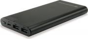 Conceptronic AVIL02B Power Bank Carica Batteria Portatile 10000 mAh Universale