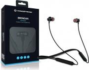 Conceptronic BRENDAN01B Auricolari Bluetooth Sport Impermeabili Wireless Nero
