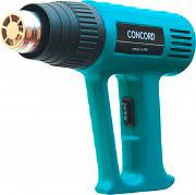 CONCORD Pistola termica 2000W Temperatura 350-550 °C GW2000E - PT 2000