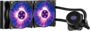 Cooler Master MLW-D24M-A20PC-R1 Ventola ø 12 cm RGB 20 dB MFY-F2DC-113PC-R1 MasterFan Pro 120