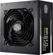 Cooler Master MPE-8501-AFAAG-EU Alimentatore 850 Watt Mwe Gold Pfc-A Fan 120Mm