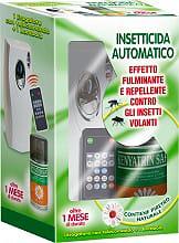 Copyr Copyrmatic Insetticida per Zanzare spray ddt automatico con telecomando