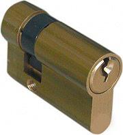 Corni N0803504000XAC Cilindro Serratura Porta Sagomato universale 40 mm 25.10.5 N080350XAC