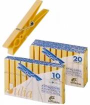 Cosatto LB-MJ-1001-040 Mollette Biancheria Julia Pz 10 1001
