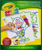 Crayola 75-2479 Album Ricarica Color Wonder