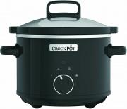 Crock Pot JP0002 Pentola elettrica ceramica 180 watt Capacità 2.4 litri Nero