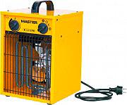 DANTHERM B3,3 EPB Generatore aria calda elettrico Potenza 3.3 kW Porata 510 m³h