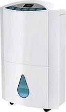 DCG Eltronic Deumidificatore portatile Tanica 20 Litri 370 Watt AD10000