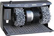 DCG Eltronic MLS 2798 Lucidascarpe elettrico Potenza 120 W col. Nero  Grigio