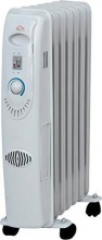 DCG Eltronic RA2807 Radiatore Termosifone elettrico Olio Riscaldamento
