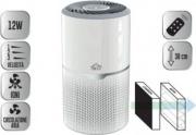 DCG Eltronic VEAP72 Purificatore daria Filtro Hepa 3 velocità colore Bianco