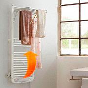 DELTACALOR Termoarredo Scaldasalviette SEAIRD110050TB Dryer plus electric