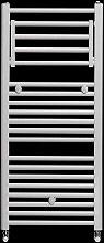 DELTACALOR Termoarredo Scaldasalviette 740x500x450 mm STEC074050B Eco Stylo