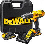 DEWALT DCD776C3-QW Trapano Avvitatore a batteria 18V + 3 Batterie  Valigetta