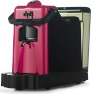DIDIESSE Didi Macchina Caffè Espresso Manuale Sistema di ricarica Cialde Fucisia