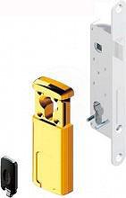 DISEC Defender Magnetico serrature cilindro col Oro Lucido PVD MG 310