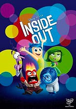 DISNEY Inside Out, DVD - BIA0436002