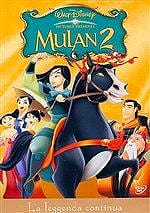 DISNEY Mulan 2 Film in DVD