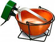 DPE Paiolo elettrico per Polenta con Fondo piatto Antica Polenta 5.5L 12901